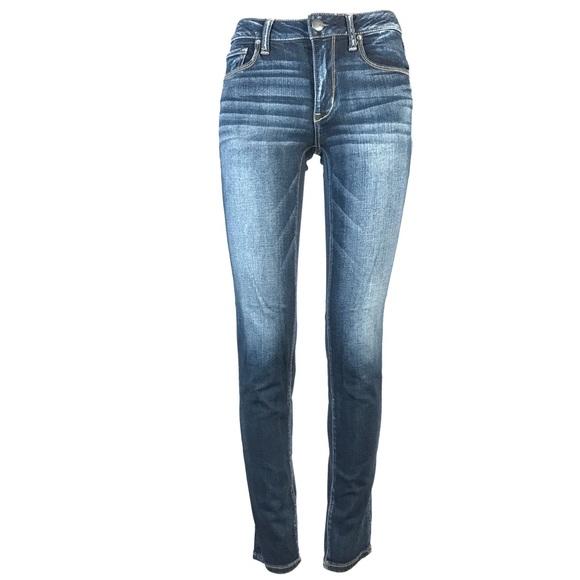 AE skinny jeans 6 long